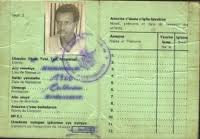 This ID led to 90 days of genocide resulting in one million executions.