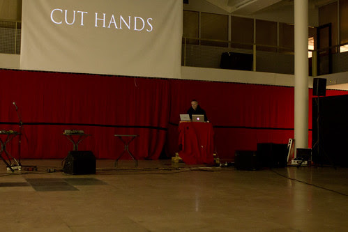 Cut Hands @ Galerie Divus #1