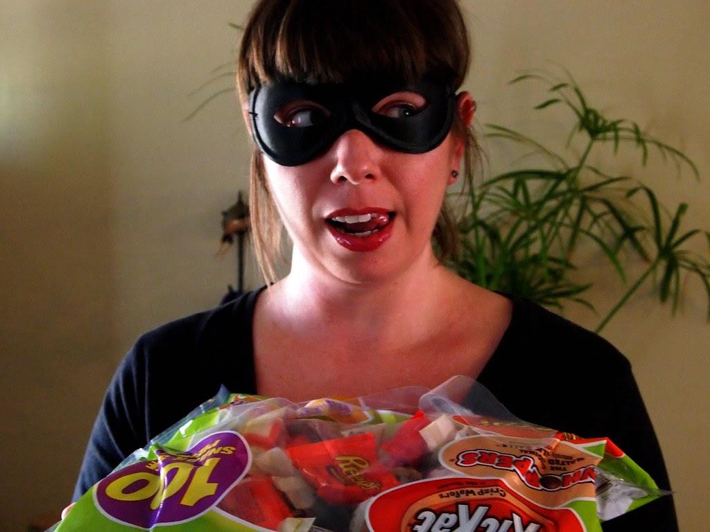 223/365 Candy Bandit