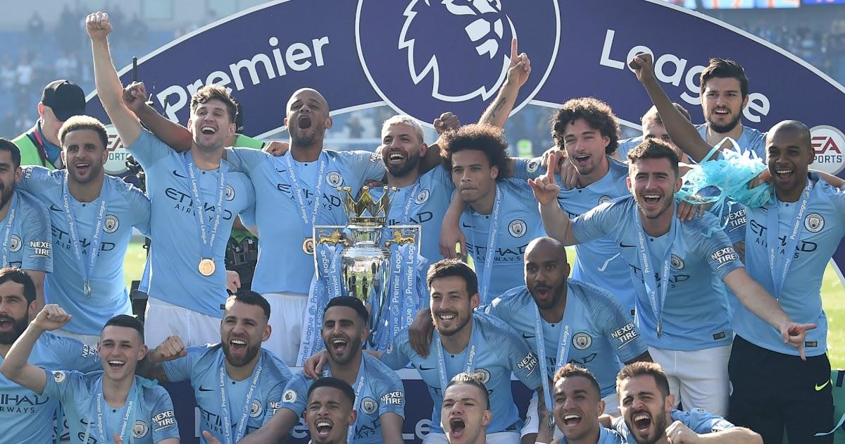 Manchester City Wallpaper 2018