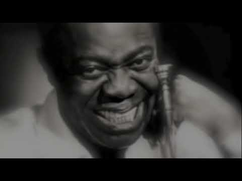 Louis Armstrong - What A Wonderful World (Original Spoken Intro Version)...