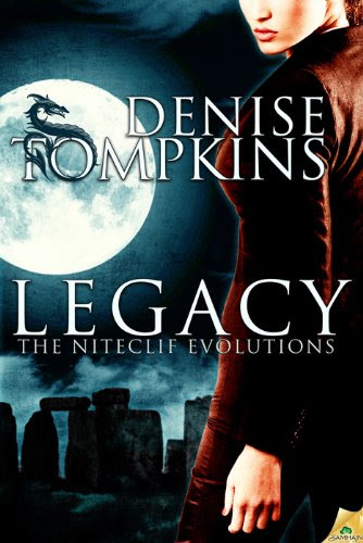 Legacy: The Niteclif Evolutions, Book 1
