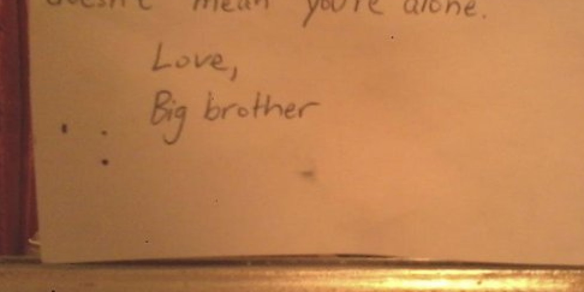 Missing Younger Brother Quotes