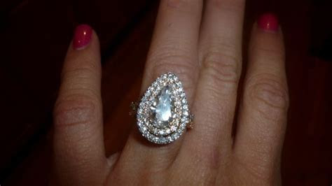 My Sparkly Pear!!! What type of band should I get