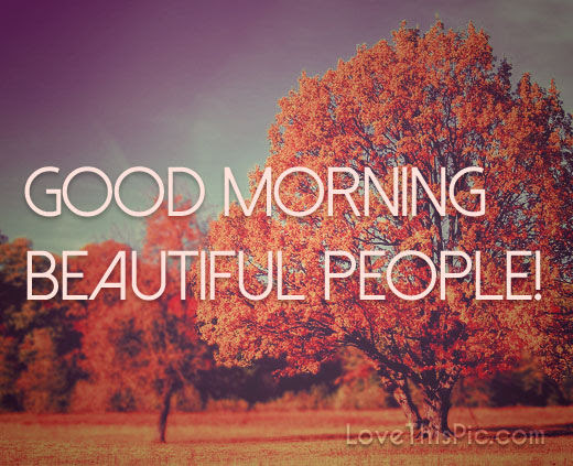 Good Morning Beautiful Quote Quote Pictures Photos And Images For