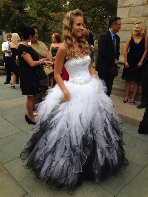 If this was white & purple this would be my wedding dress