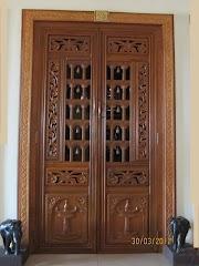 40 Door Design For Mandir Important Ideas