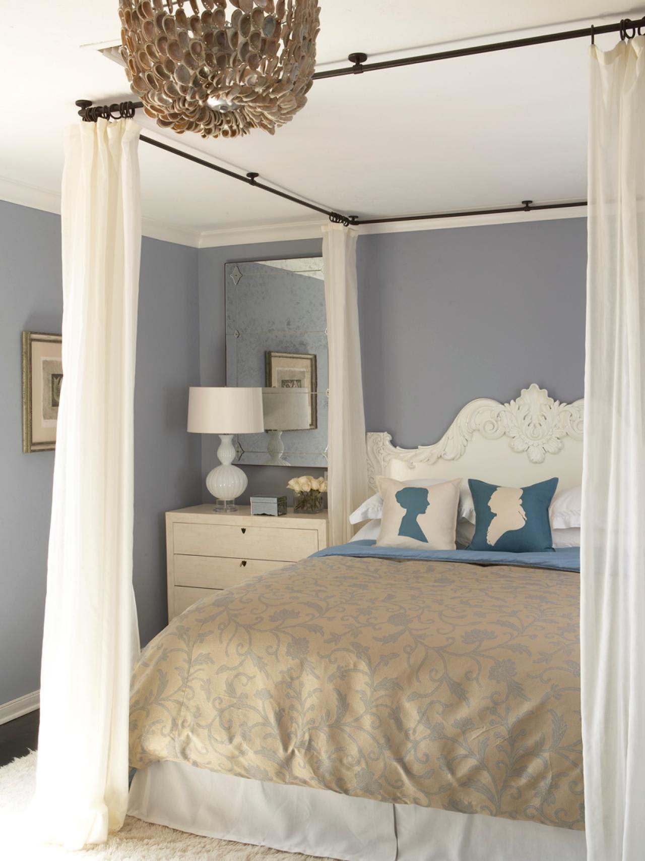 Canopy Bed Ideas | Bedrooms & Bedroom Decorating Ideas | HGTV