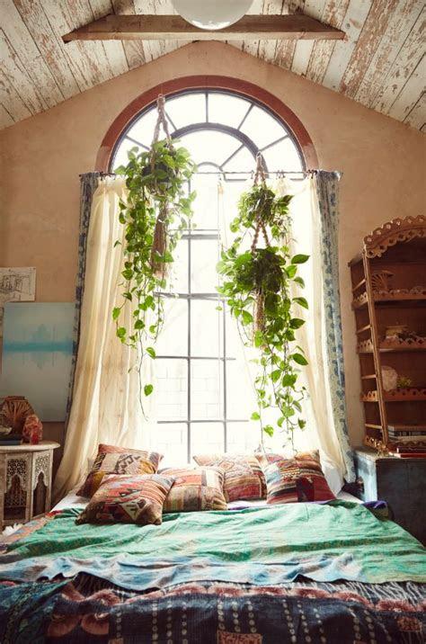 bohemian bedrooms ideas  pinterest