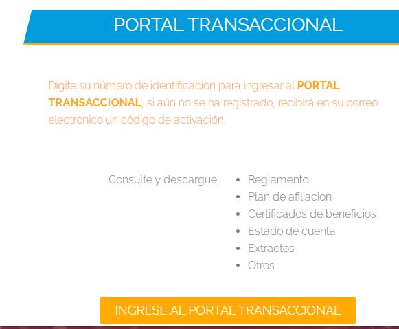 Consultar, Descargar, Imprimir Pagar Duplicado Factura de Fepasde por Internet en Linea PSE 2021