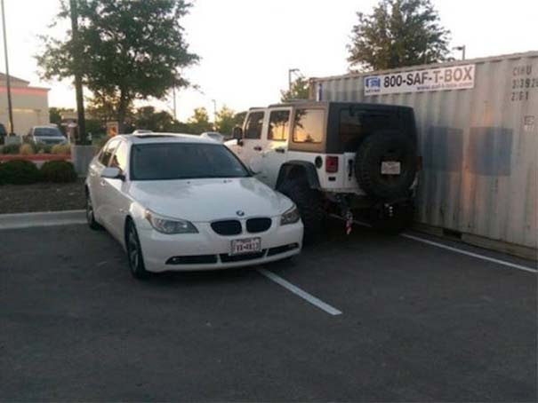Αυτά παθαίνεις όταν παρκάρεις όπου να 'ναι (17)