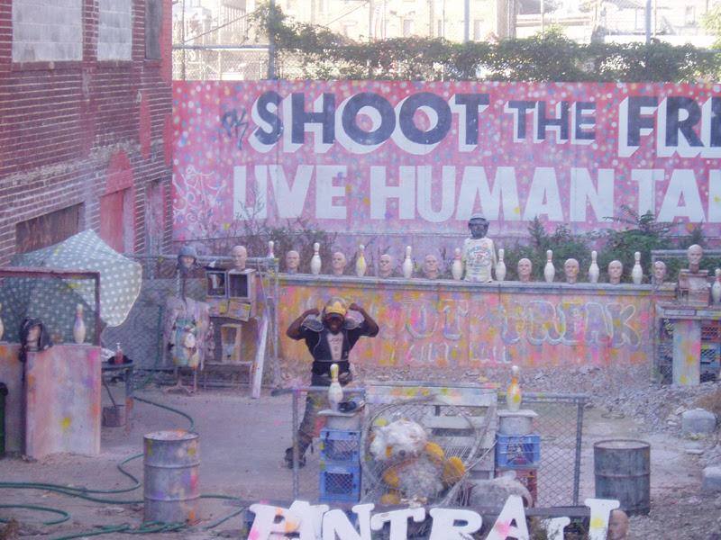 Shoot the Freak