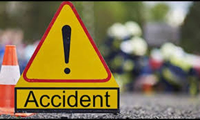 Girl dies in a motorcycle – lorry collision