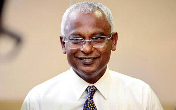 Maldives Opposition Leader wins Presidential poll