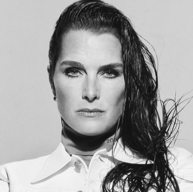 Brooke Shields Sugar N Spice Full Pictures : Garry Gross