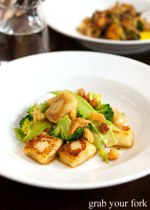 potato gnocchi at crown street assembly surry hills