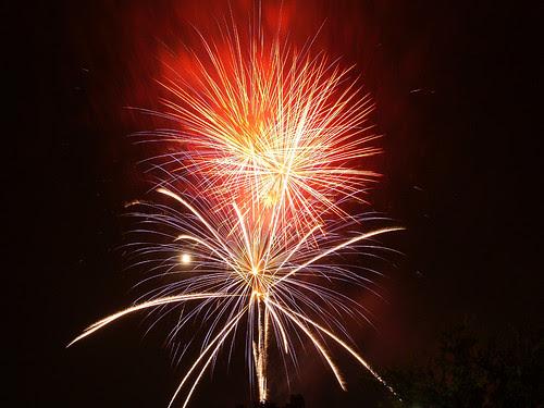 Finally, a few Frisco Fireworks