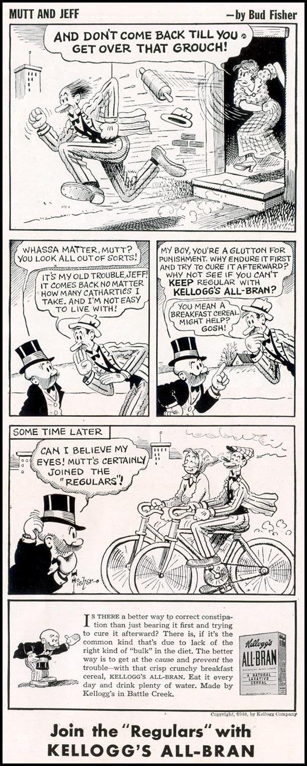 KELLOGG'S ALL-BRAN LIFE 09/30/1940 p. 15