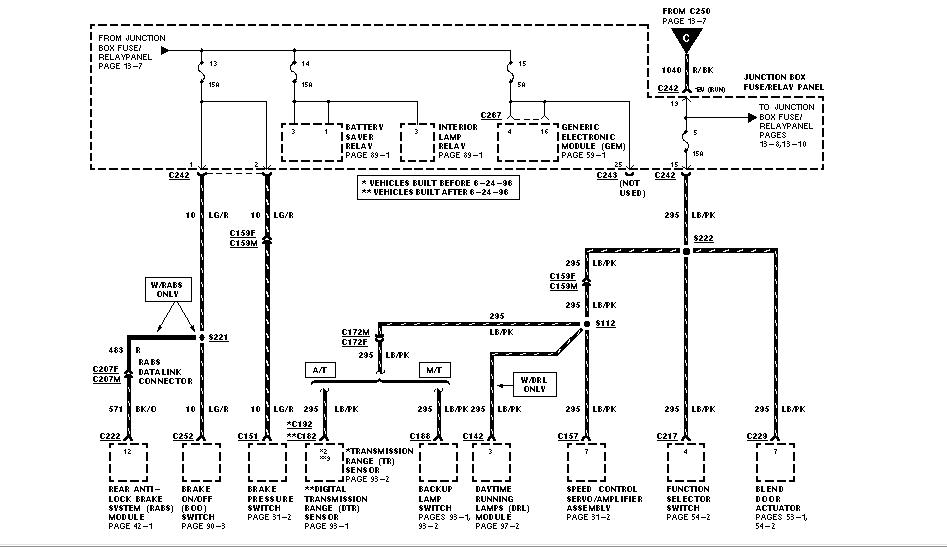 31 Ford F550 Wiring Diagram
