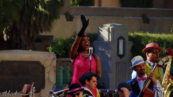 Disney California Adventure, Five and Dime, Dapper Day