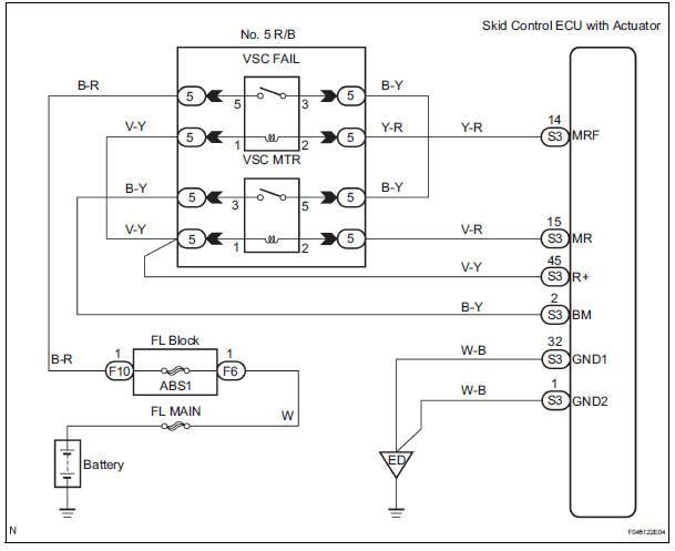 Actuator Relay Wiring Diagram