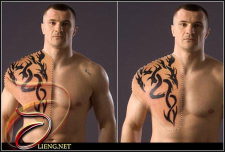 Realistic Tattoo on Human Skin! image 5