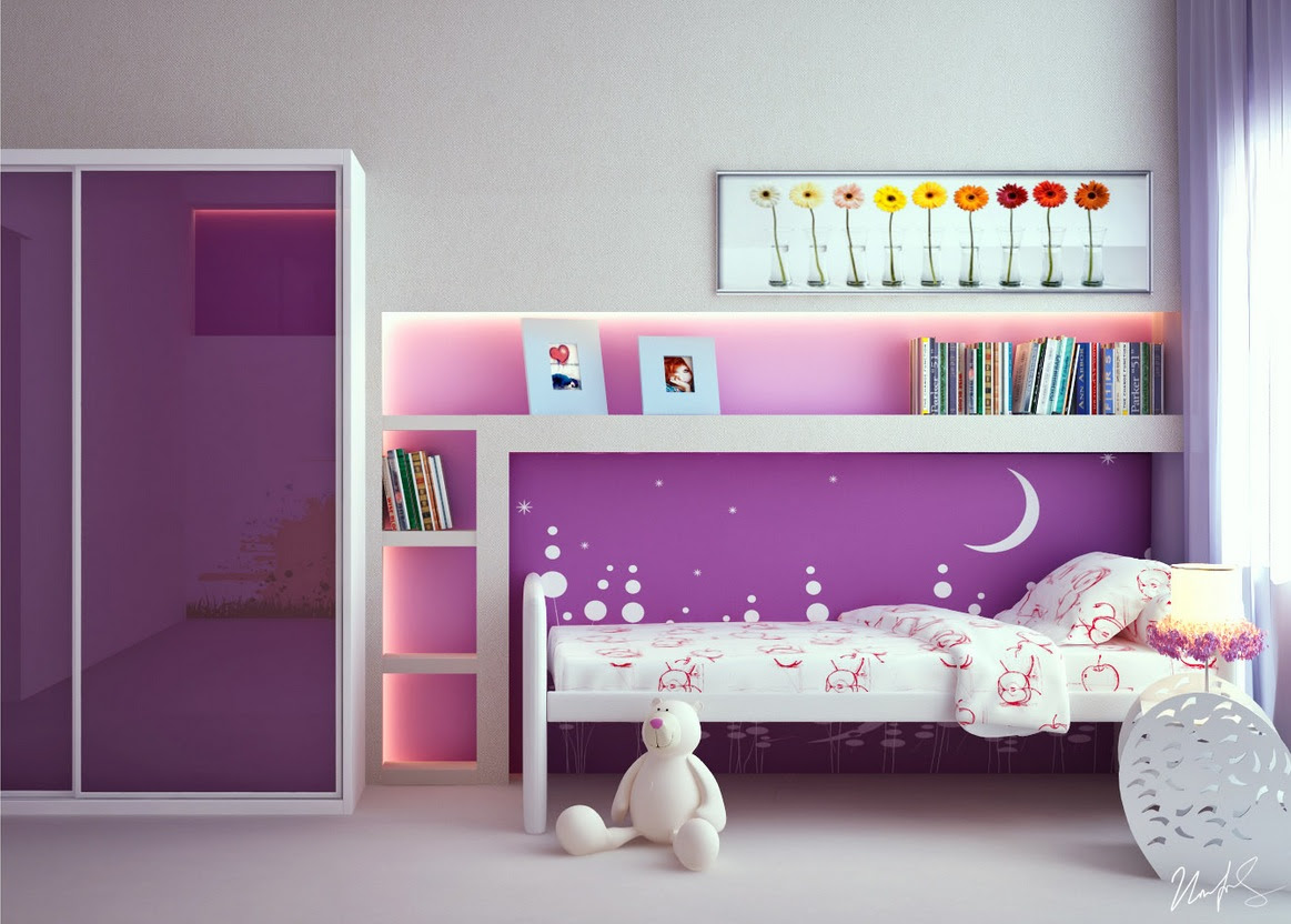 15 Purple Themed Bedrooms With Ideas, Tips & Accessories To Help