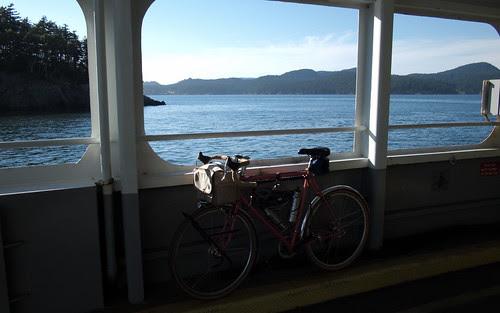 Sequoia on Ferry