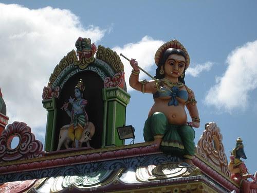 fierce tamil protector Mauritius
