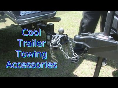 RV Education 101 videos: Trailer Towing Accessories, Tire Minder TM77 RV TPMS, G-Series Gear Drive RV Patio Awning, RV Water Systems