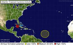 29 Tropical Atlantic