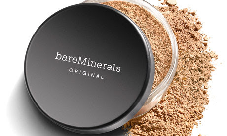 Image result for bare minerals makeup