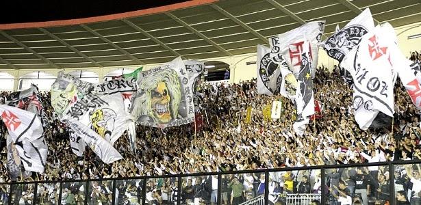 Capacidade de São Januário poderá passar de 15.311 para 24.311 torcedores