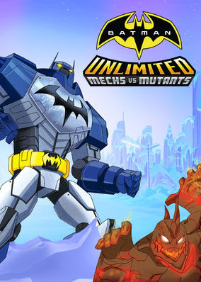 Batman Unlimited: Mechs vs Mutants