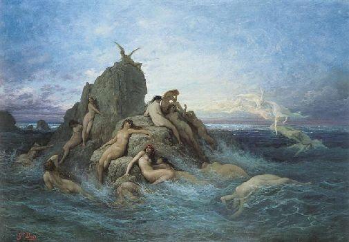 Resultado de imagem para oceânides