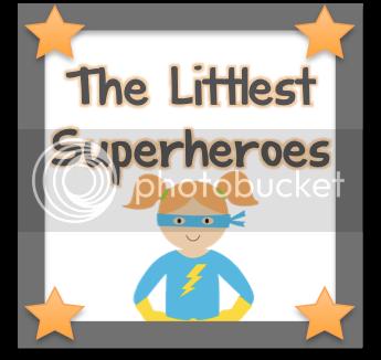 The Littlest Superheroes