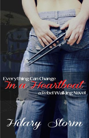 In a Heartbeat (Rebel Walking #1)