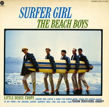 BEACH BOYS, THE surfer girl