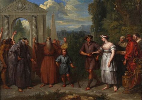 Art For Lovers   Classic Wedding Art: A Greco Roman