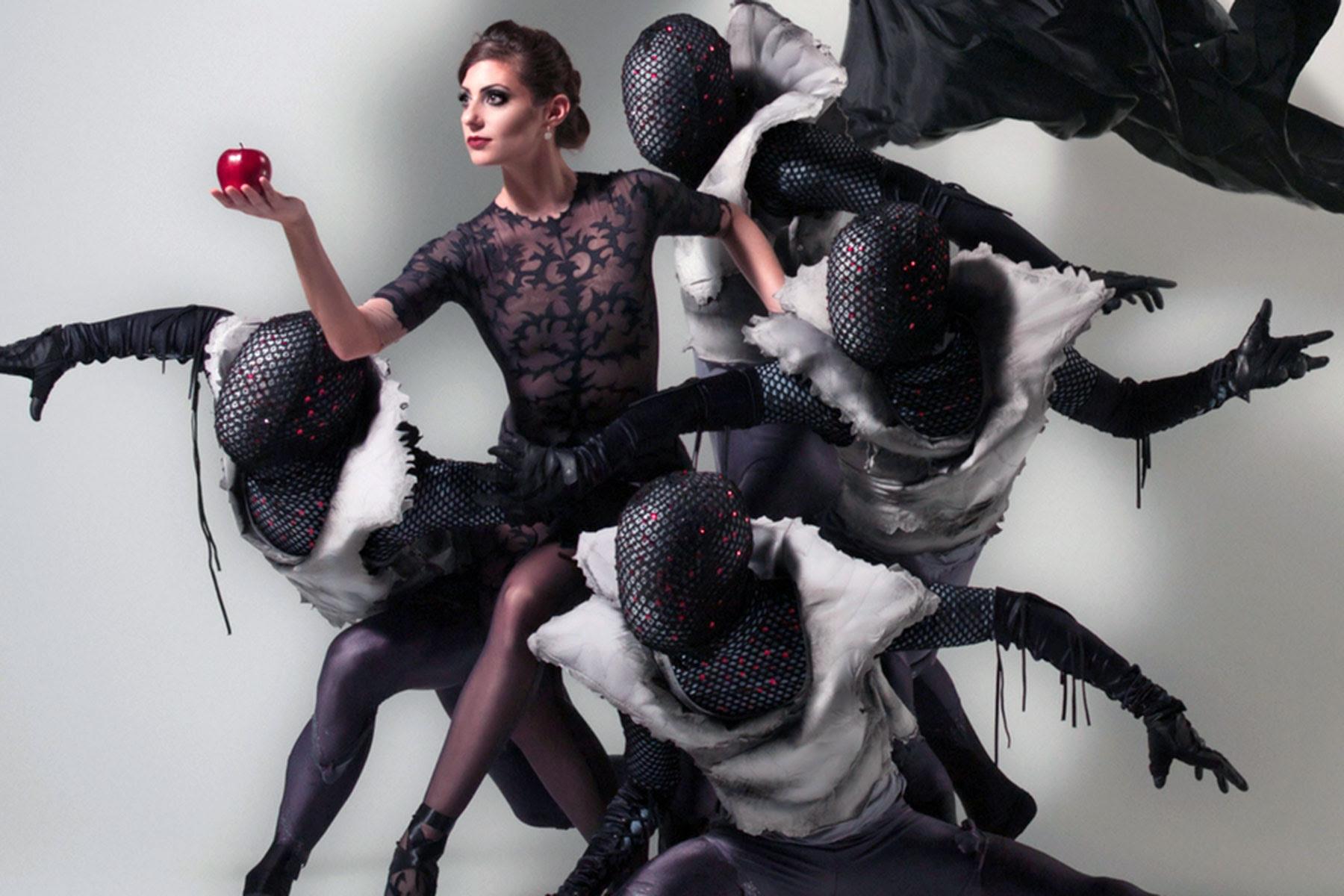 Milwaukee Ballets Mirror Mirror Presents A Dark Reflection Of