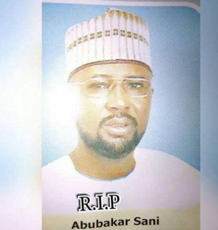Abubakar Sani Doki Dies At National Assembly Clinic