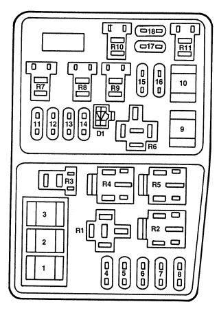 Fuse Box Diagram For 1999 Cougar 1994 Nissan Altima Stereo Wiring Diagram For Wiring Diagram Schematics