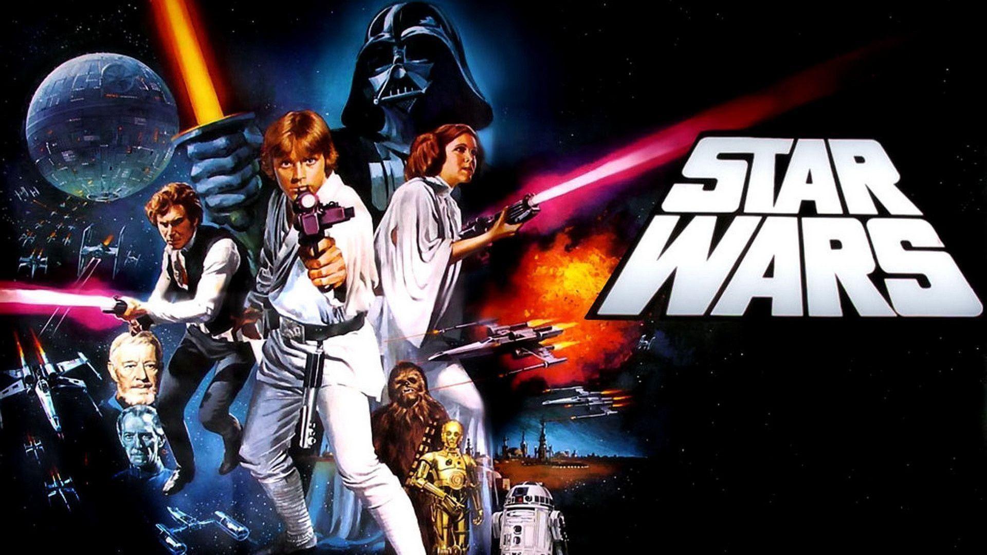 Star Wars Episode 4 Wallpaper 76 Images