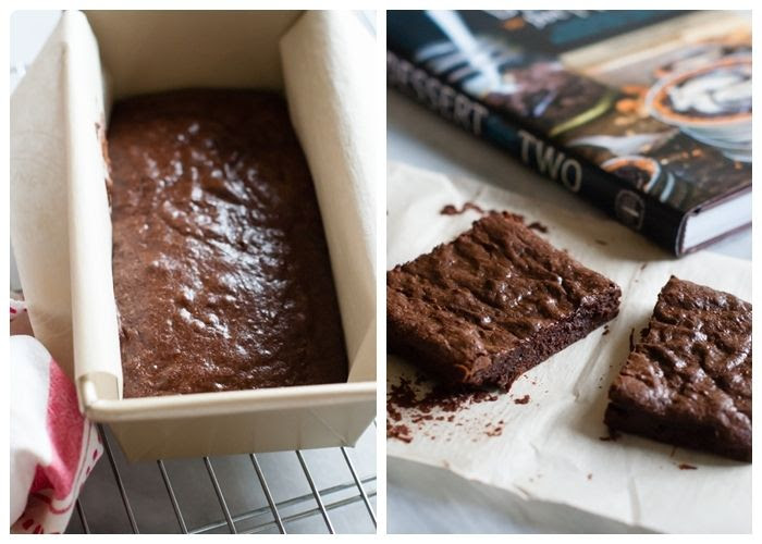 brownies for two (or three!)