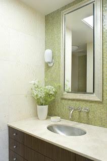 Baylor contemporary bathroom