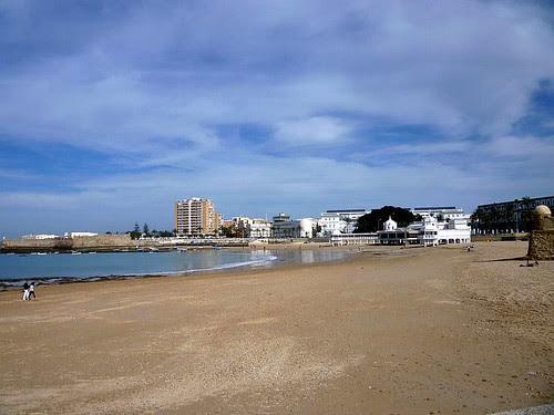 Cadiz Strand