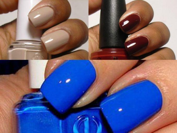 5 colores de uñas perfectos para pieles morenas   ActitudFem