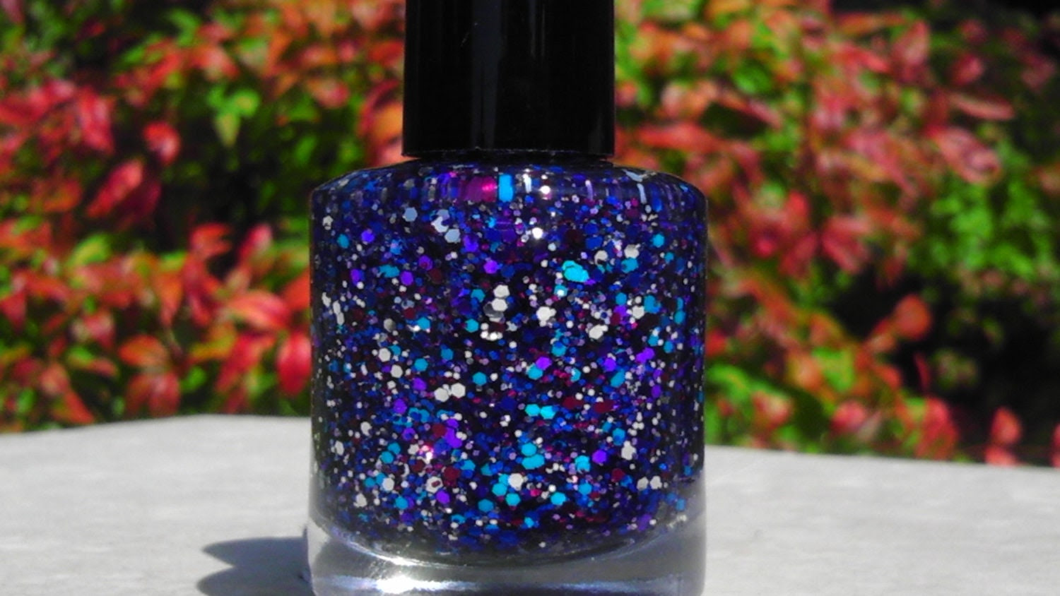 Spectral Hand made custom nail polish