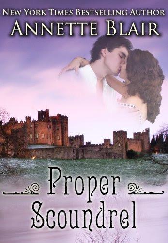 Proper Scoundrel (Knave of Hearts, Bk 3) by Annette Blair