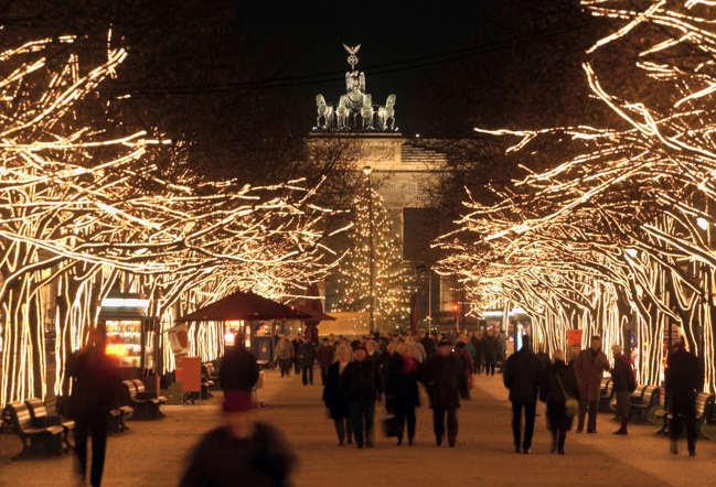 Brandenburg Gate, Berlin (2003)